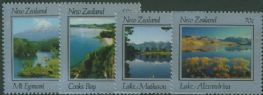 NZ SG1316-9 Beautiful New Zealand set of 4